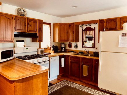 Wellfleet Cape Cod vacation rental - Kitchen is very well equipped