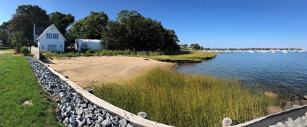 Duxbury MA vacation rental - Private beach on Duxbury Bay. Complimentary use of paddle boards.