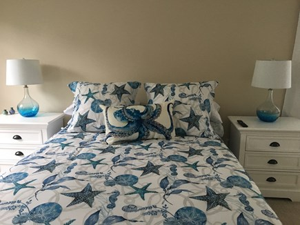 Mashpee Cape Cod vacation rental - Queen Master Bedroom