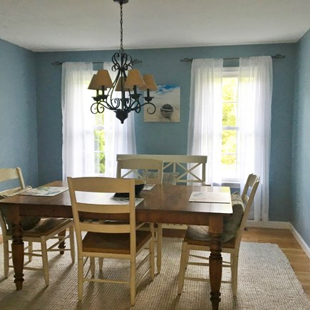 Mashpee Cape Cod vacation rental - Dining room