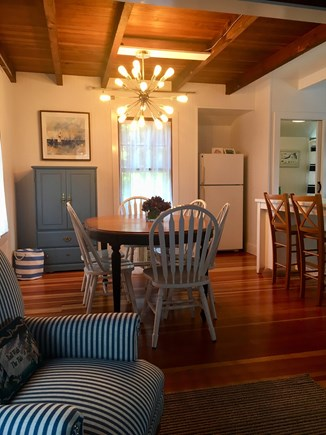 North Falmouth Cape Cod vacation rental - Dining room