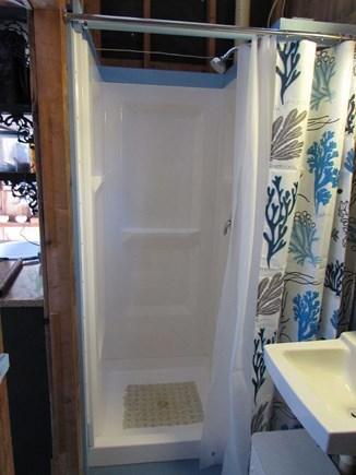 Truro Cape Cod vacation rental - New indoor shower