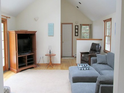 Eastham Cape Cod vacation rental - Comfy TV Area