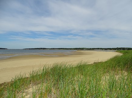 Wellfleet, Indian Neck Cape Cod vacation rental - Indian Neck Beach is just a 5-minute drive away