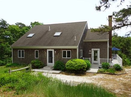 Wellfleet, Indian Neck Cape Cod vacation rental - Traditional Cape saltbox home