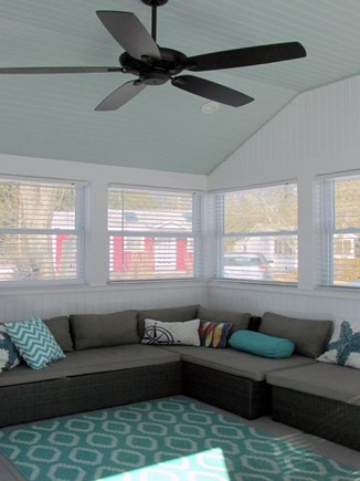 Eastham Cape Cod vacation rental - Living Area