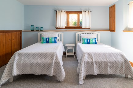 South Chatham Cape Cod vacation rental - Lower level - 2 twins