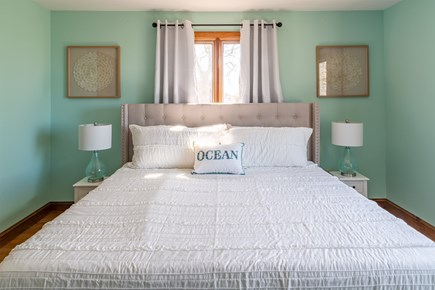 South Chatham Cape Cod vacation rental - Upper level - King Bed