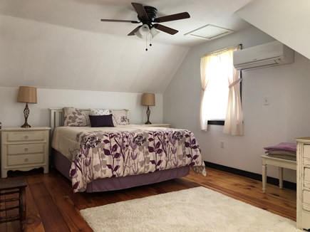 Sandwich Cape Cod vacation rental - Upstairs bedroom with new Queen bed.