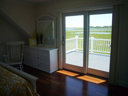 West HyannisPort Cape Cod vacation rental - View from Queen Bedroom.
