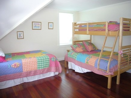 West HyannisPort Cape Cod vacation rental - Kids room