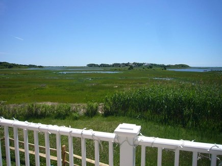 West HyannisPort Cape Cod vacation rental - View from the porch