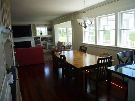 West HyannisPort Cape Cod vacation rental - Open concept