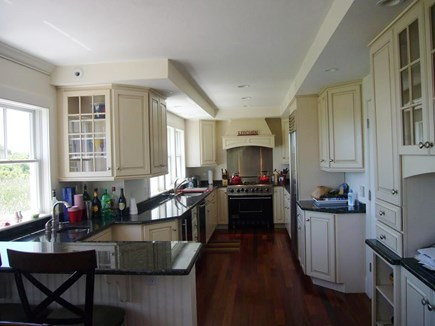 West HyannisPort Cape Cod vacation rental - Kitchen.
