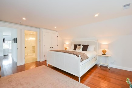 Chatham Cape Cod vacation rental - Master bedroom with master bath