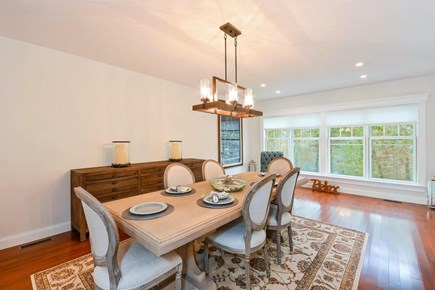 Chatham Cape Cod vacation rental - Large dining table