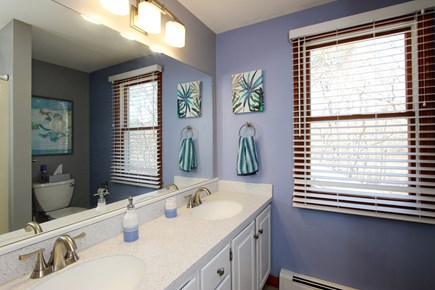Brewster Cape Cod vacation rental - Second Floor Bathroom