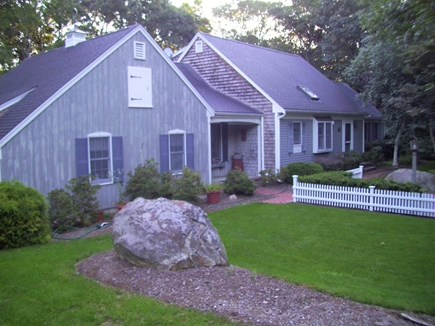 Brewster Cape Cod vacation rental - Front Yard