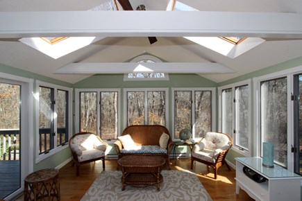 Brewster Cape Cod vacation rental - Sun Room