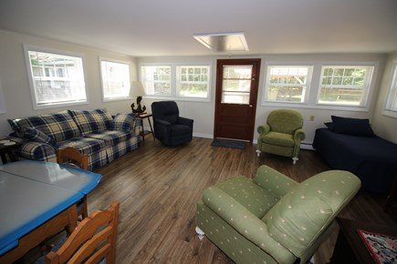South Dennis Cape Cod vacation rental - Main living area