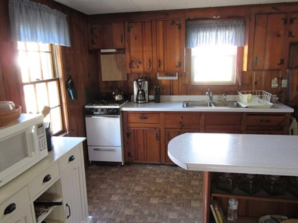 South Dennis Cape Cod vacation rental - Kitchen alternate view