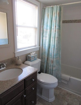 South Dennis Cape Cod vacation rental - Renovated full bath