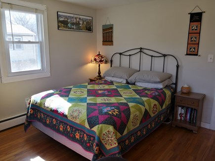 Hyannis Cape Cod vacation rental - Downstairs Bedroom (Queen Bed)