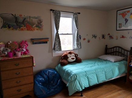Hyannis Cape Cod vacation rental - Downstairs Bedroom (Twin Bed)