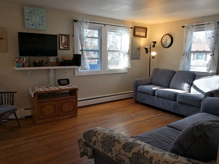 Hyannis Cape Cod vacation rental - Living Room/Family Area