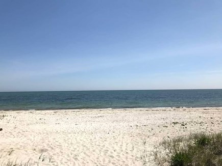 Harwich Cape Cod vacation rental - Beautiful Nantucket Sound beach, 2/10 mile walking distance