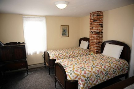 Harwich Cape Cod vacation rental - Bedroom #2 on first floor with two twin beds