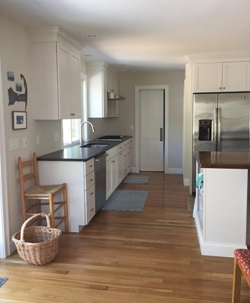 Chatham Cape Cod vacation rental - Kitchen - all new stainless steel appliances