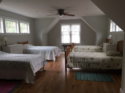 Chatham Cape Cod vacation rental - 2nd floor bonus room with 4 twin beds