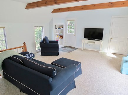 Chatham Cape Cod vacation rental - Lower level has a sleepm sofa and trundle bed -- plus ping pong!