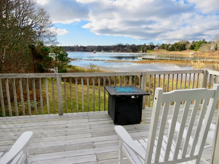Chatham Cape Cod vacation rental - Stick around for sunset -- you're looking west here