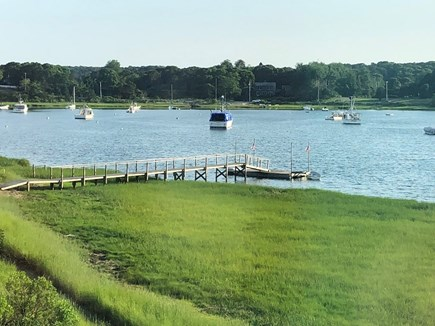 Chatham Cape Cod vacation rental - You'll never tire of the view of Ryder's Cove.