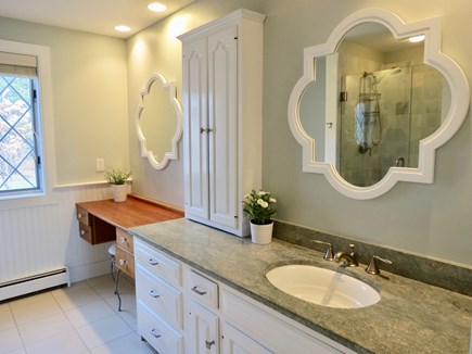 Chatham Cape Cod vacation rental - Another beautiful full bath.  2.5 baths in all.
