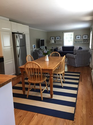 East Orleans Cape Cod vacation rental - Kitchen/Dining/Living rooms