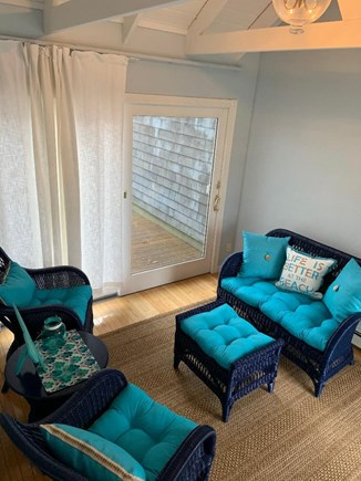 South Yarmouth Cape Cod vacation rental - Sunroom