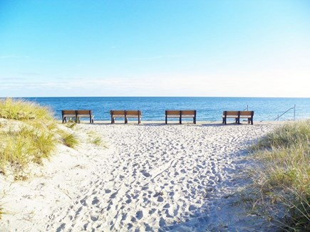 South Yarmouth Cape Cod vacation rental - Path to Seaview Beach