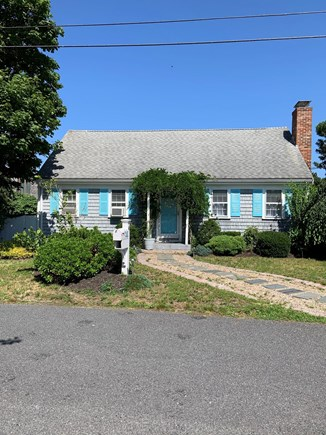 South Yarmouth Cape Cod vacation rental - Front of house on Briar Circle
