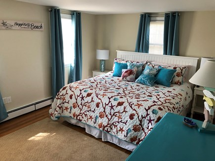 South Yarmouth Cape Cod vacation rental - 1st Floor King Bedroom