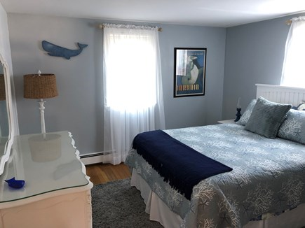 South Yarmouth Cape Cod vacation rental - 1st Floor Queen Bedroom