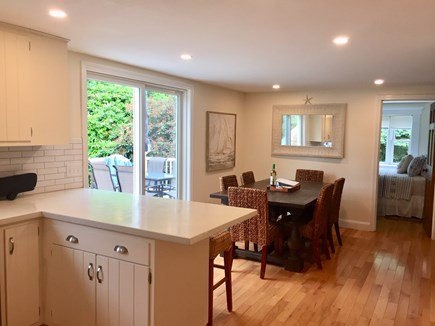 ORLEANS Cape Cod vacation rental - Look toward dining from kitchen