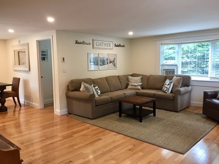 ORLEANS Cape Cod vacation rental - Another look at Living Area