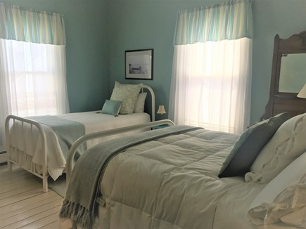 Hyannis Cape Cod vacation rental - Second bedroom has a twin bed and queen bed`