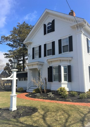 Hyannis Cape Cod vacation rental - Front of 358 Sea Street.