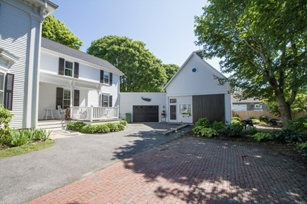 Hyannis Cape Cod vacation rental - Side entrance to home