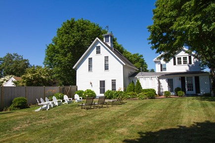 Hyannis Cape Cod vacation rental - Expansive back yard