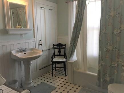 Hyannis Cape Cod vacation rental - Second floor bathroom